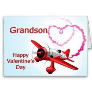 valentines day wishes for grandson