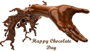 Happy Chocolate Day Wishes for Girlfriend My Love  Bae  Cutiepie  Life Special 2018
