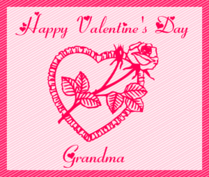 Happy Valentines Day Wishes Quotes Messages for Grandma 2018