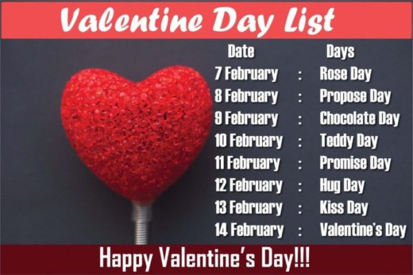 Happy Valentines-Week Wallpaper Gallery Whatsapp Status Wishes 2018