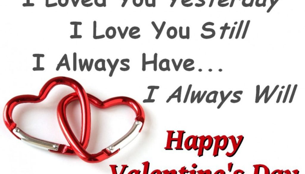 Valentines Day Quotes For Dad From Daughter: Happy Valentines Day Wishes For Daughter 2018