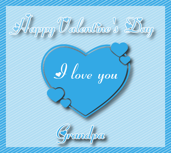 Happy Valentines Day Wishes Quotes Messages For Grandpa 2018