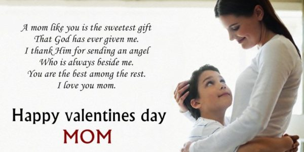Happy Valentines Day Wishes Quotes Messages For Mommother 2018