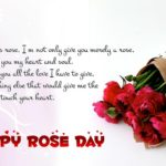 Happy Rose Day 2018 Best impressive Awesome Love Unique Lines Crush